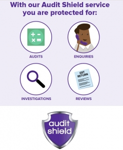 Audit Shield Protection