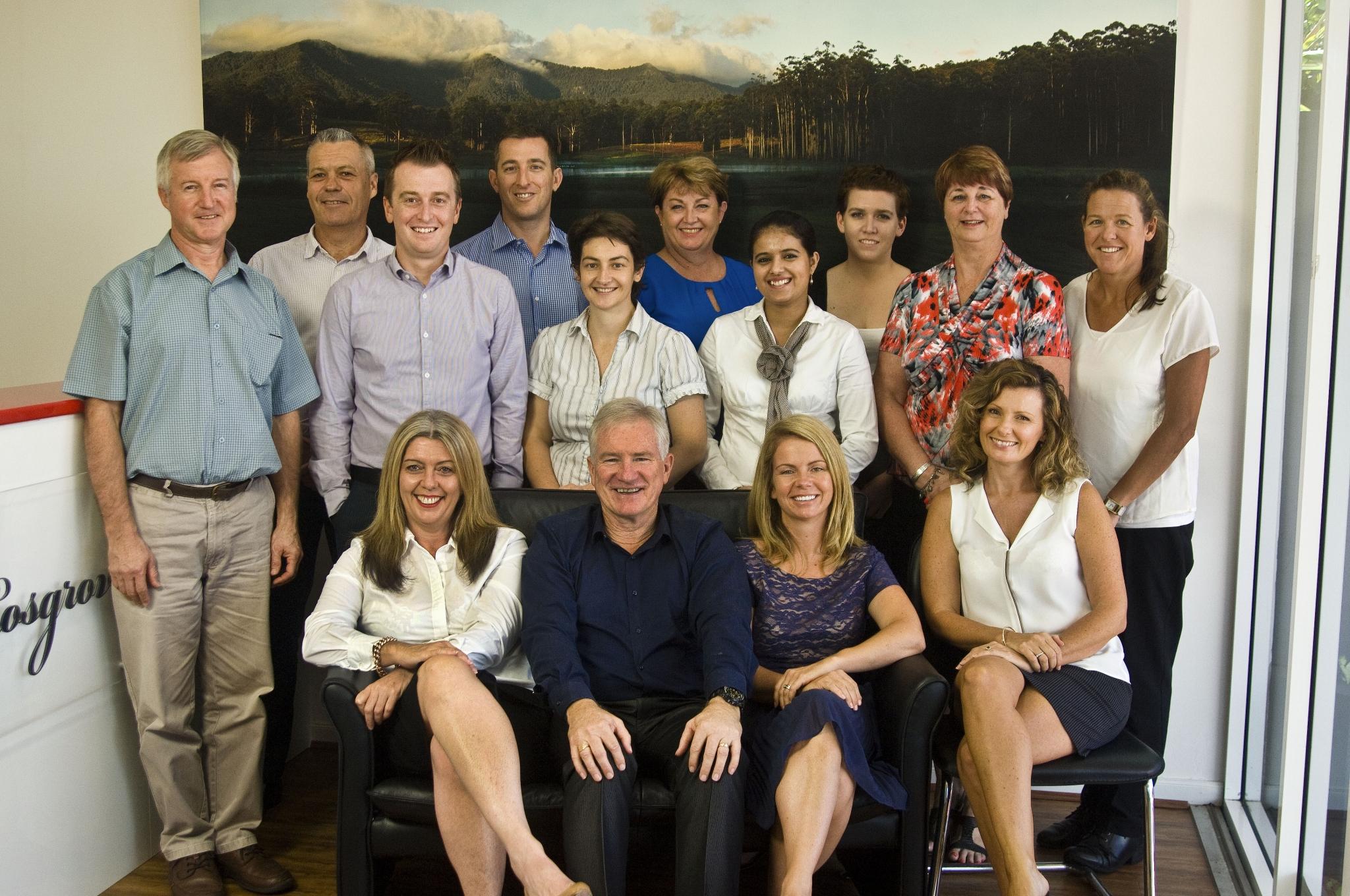 BisCos Staff Group