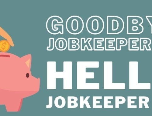 Goodbye JobKeeper 1.0, Hello JobKeeper 2.0