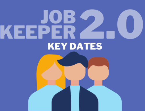 JobKeeper 2.0 Update – Key Dates
